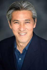 Randall Yokota, Honolulu based SAG Actor